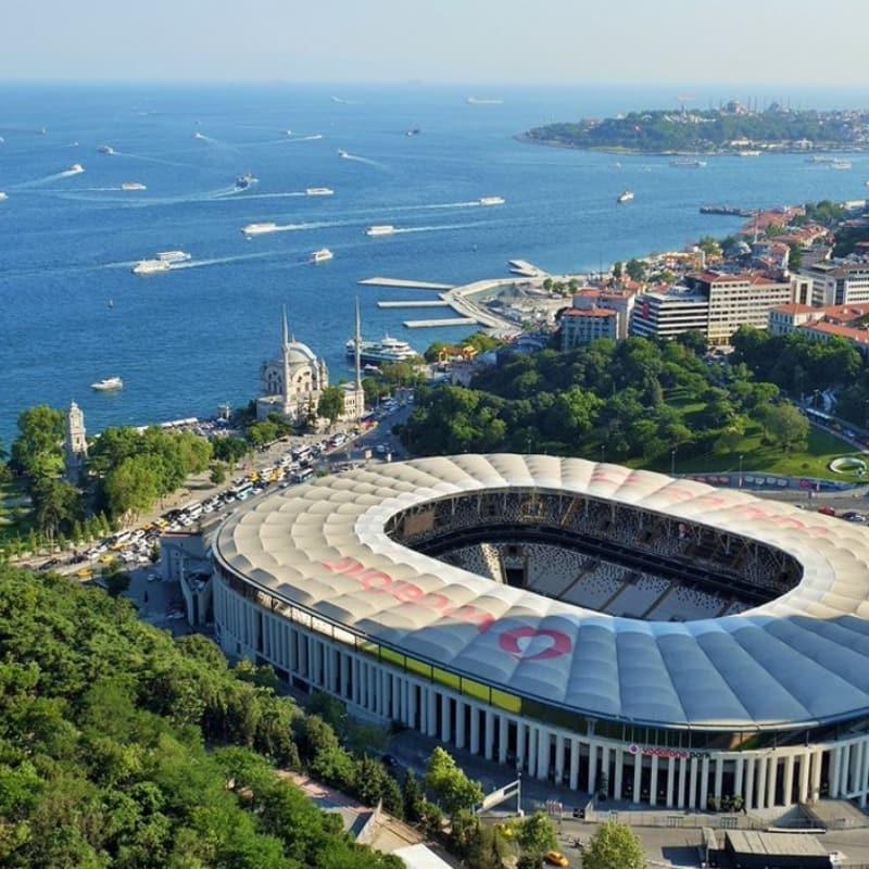 Beşiktaş'ta iki şube Vodafone Park'a taşındı
