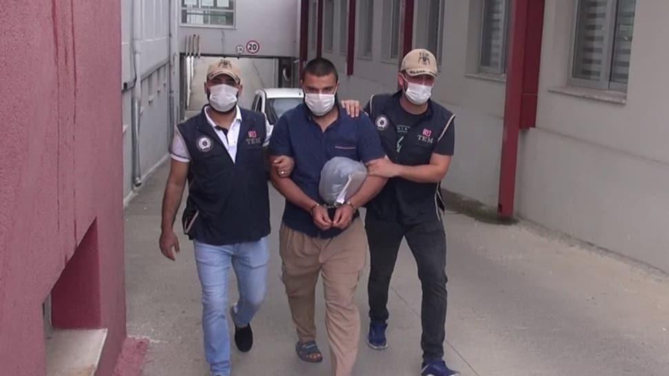 DEAŞ'ın sözde savaşçı ilan ettiği terörist Adana'da tutuklandı