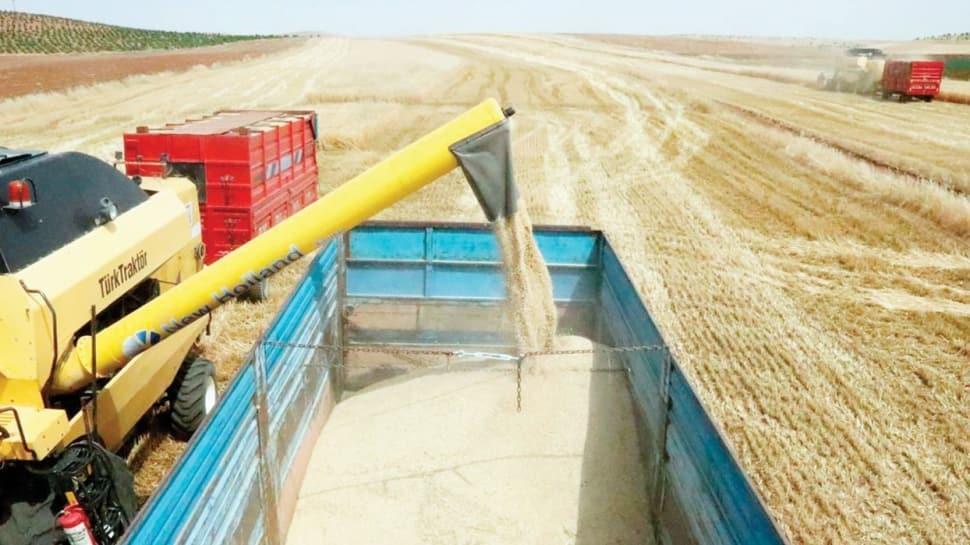 Çiftçilerin hesabına 374 milyon yatırıldı