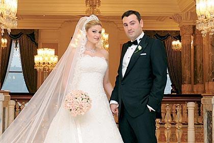 Y�ld�r�m Demir�ren'in kuzeni evlendi