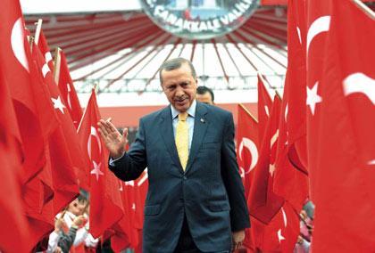 Ortado�u'da T�rkiye'ye g�sterilen 'kuru sempati'