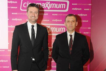 �� Bankas� Cinemaximum ile sinemaya 400 milyon TL yat�rd�