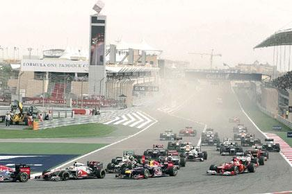 ��l tilkisi Vettel