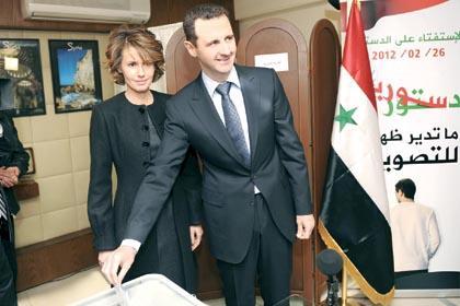 Suriye'de demokrasi s�nav�